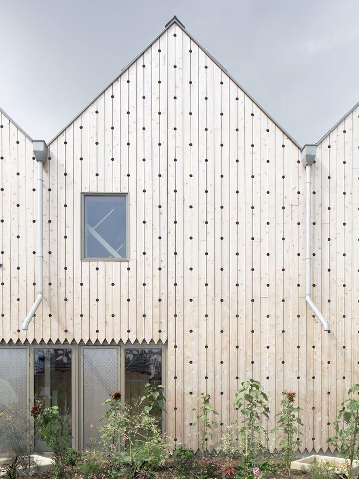 Pensthorpe Wildlife and Gardens: Play Barn by Adam Khan Architects, Pensthorpe, UK