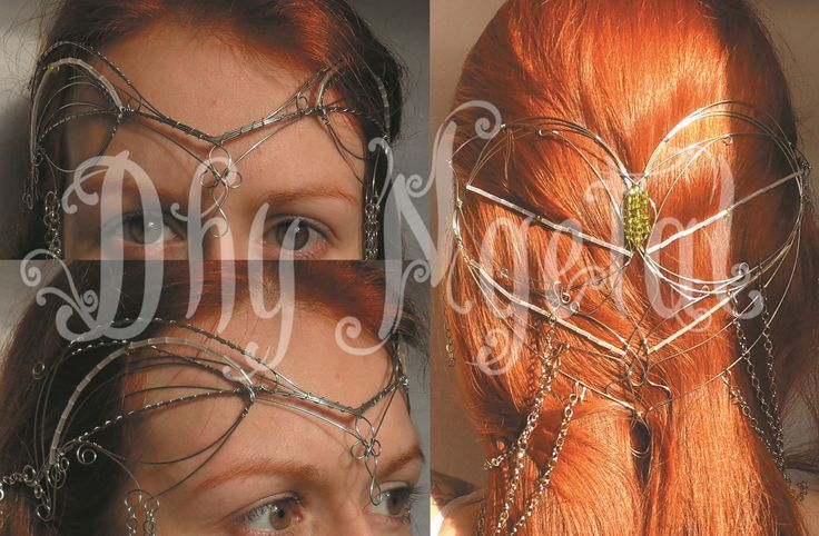 Arwen Crown by Dhy Ngetal