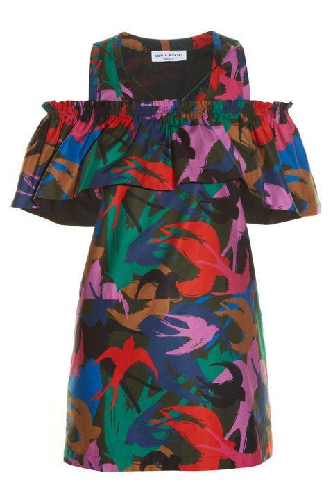 Could be an inspiration of batik dress