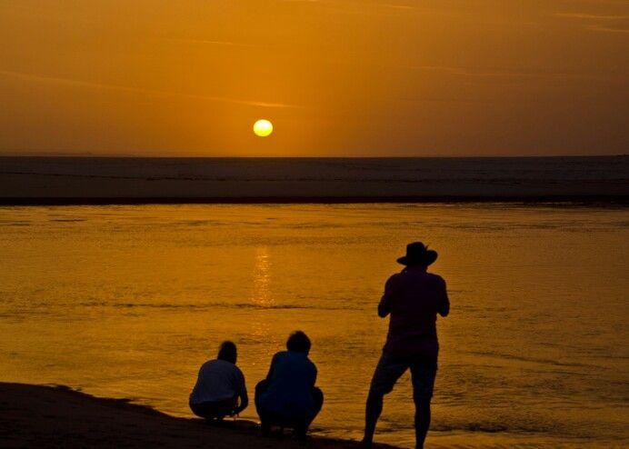 Sunset Sedgefield  Photo Elle photography