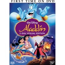 DISNEY DVDS:  Aladdin, Peter Pan, Fantasia, Little Mermaid, etc.