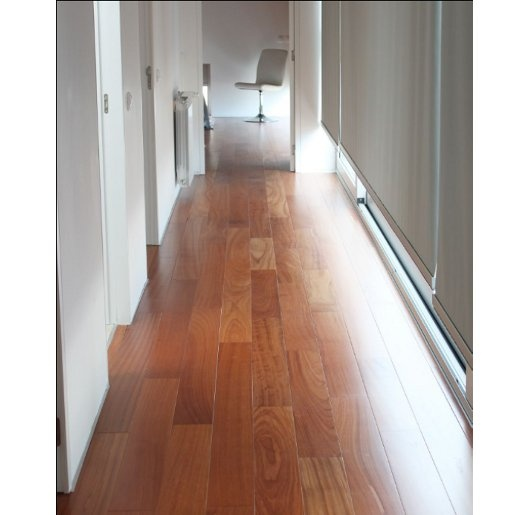 Afzelia Hardwood Prefinished Flooring - On Sale Now for Only $6.49/SF!