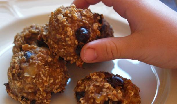 Breakfast Cookie Recipe [need to sub milk]Oatmeal Cookies, Healthy Breakfast Cookies, Breakfast Muffins, Breakfast Ideas, Mmmm Cookies, Healthy Cookies For Kids, Cookies Recipe, Kids Cookies, Cookie Recipes