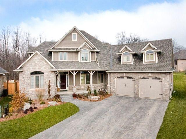 17 best images about homes on pinterest 3 car garage for 125k plan