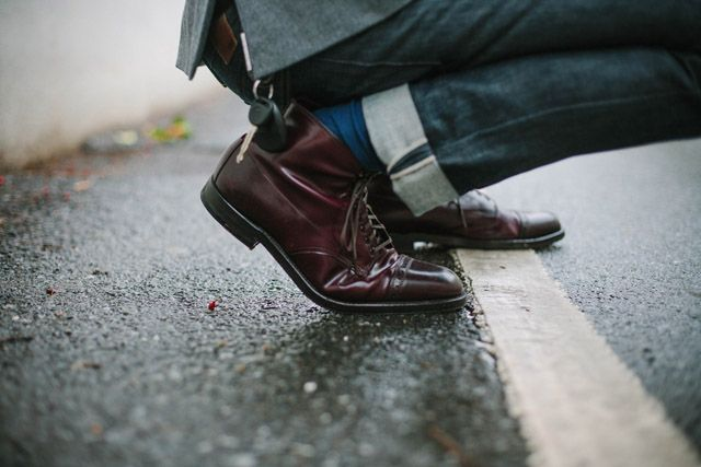 Alden Cordovan Boots