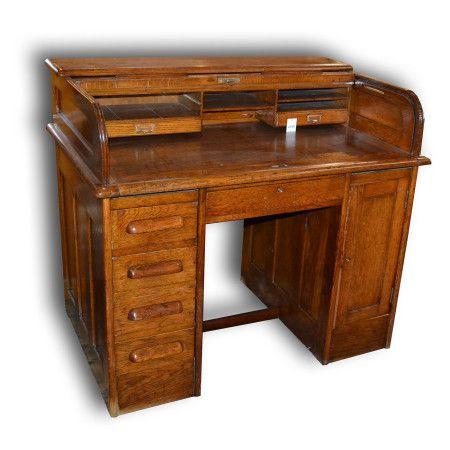 Americký psací stůl - 20.léta
