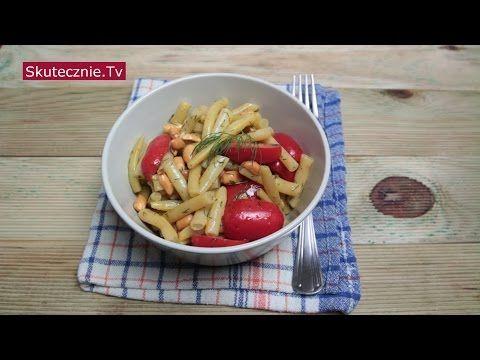 Sałatka z fasolką szparagową i orzechami :: Skutecznie.Tv [HD] - YouTube