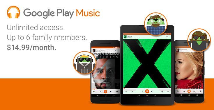 Google Play lance son offre familliale comme Spotify, Deezer et Apple Music - http://www.frandroid.com/android/applications/google-apps/328628_google-play-lance-son-offre-familliale-comme-spotify-deezer-et-apple-music  #ApplicationsAndroid, #GoogleApps