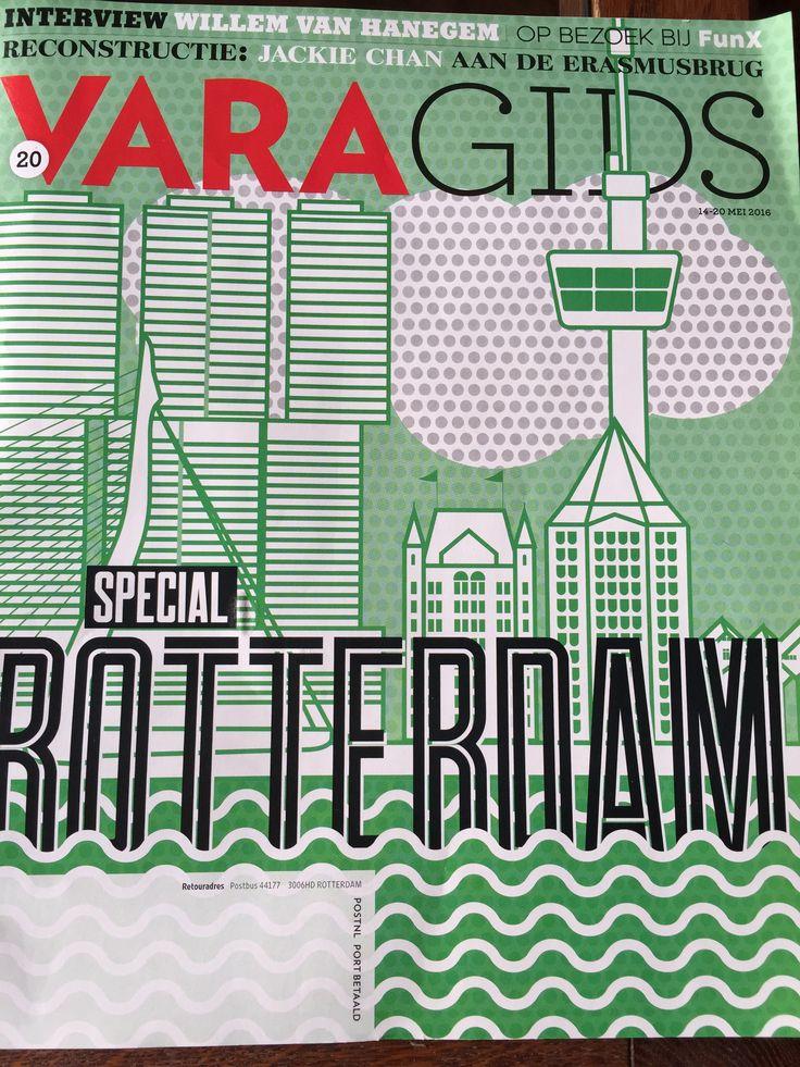 Rotterdam special van de VARA