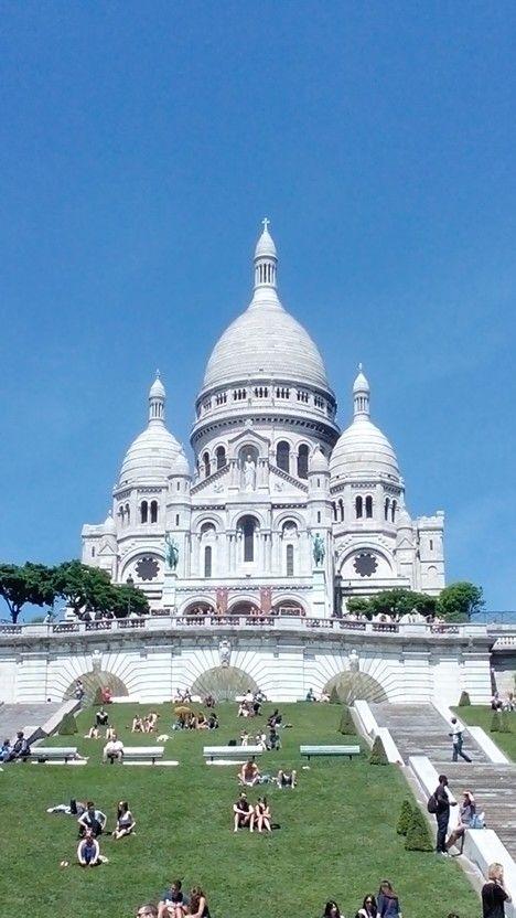 Sacro Cuore -Parigi