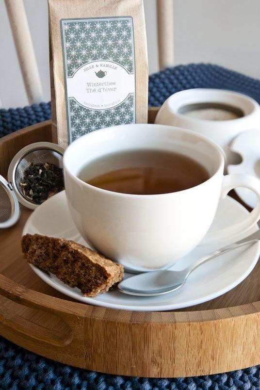 #winter #tea | Dille & Kamille