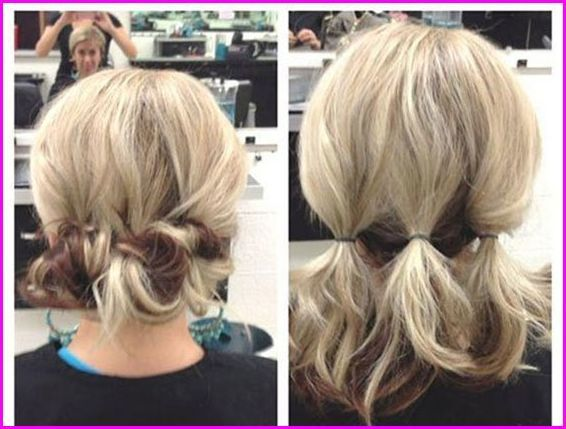 60 Creative Short Hair Updos, Have you ever struggled to learn some updos for short hair? With so many gorgeous updo ideas available online, the strong majority are for long hair..., Short Hairstyles