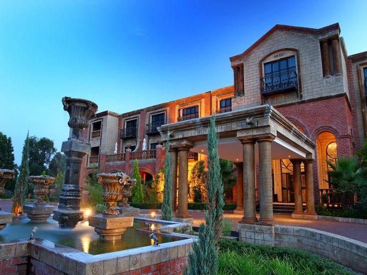 Velmore Hotel Estate - Hennops River, South Africa