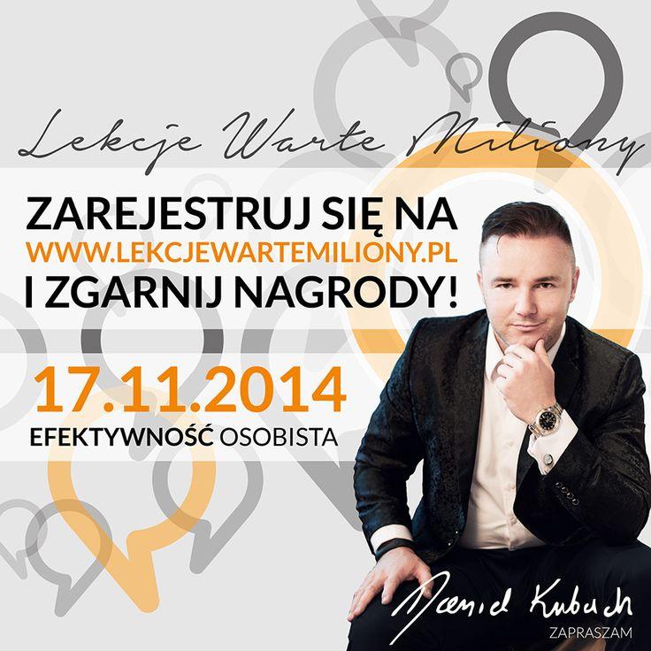 Przygotuj się Na Lekcje Warte Miliony... http://www.ebiznesdlakazdego.pl/Milion  #MLM #Biznes #eBiznes #MarketingSieciowy