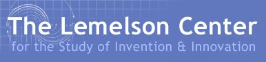 Lemelson Center for the Study of Invention and Innovation, Smithsonian...Behind every invention is a story