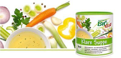 Burgl's BIO Klare Suppe