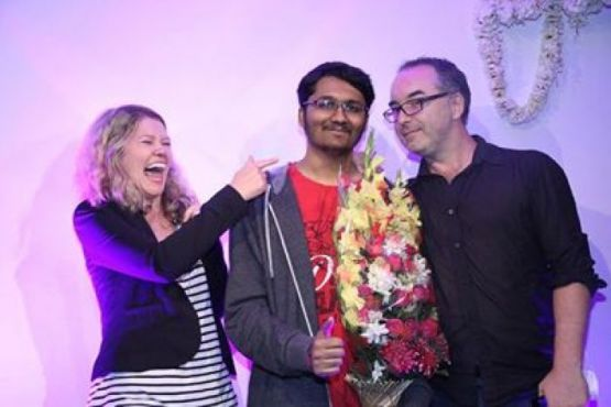 he uproarious competition, Raw Comedy India, has come to a close after giving locals the chance to wow audiences with their quick wit and outrageous stand-up in Mumbai, Bengaluru and the finals location, Delhi.