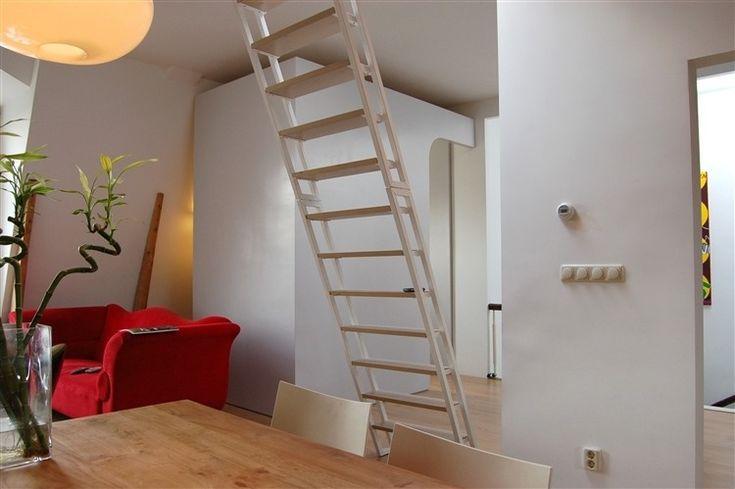 Amsterdam Loft by CUBE Architecten