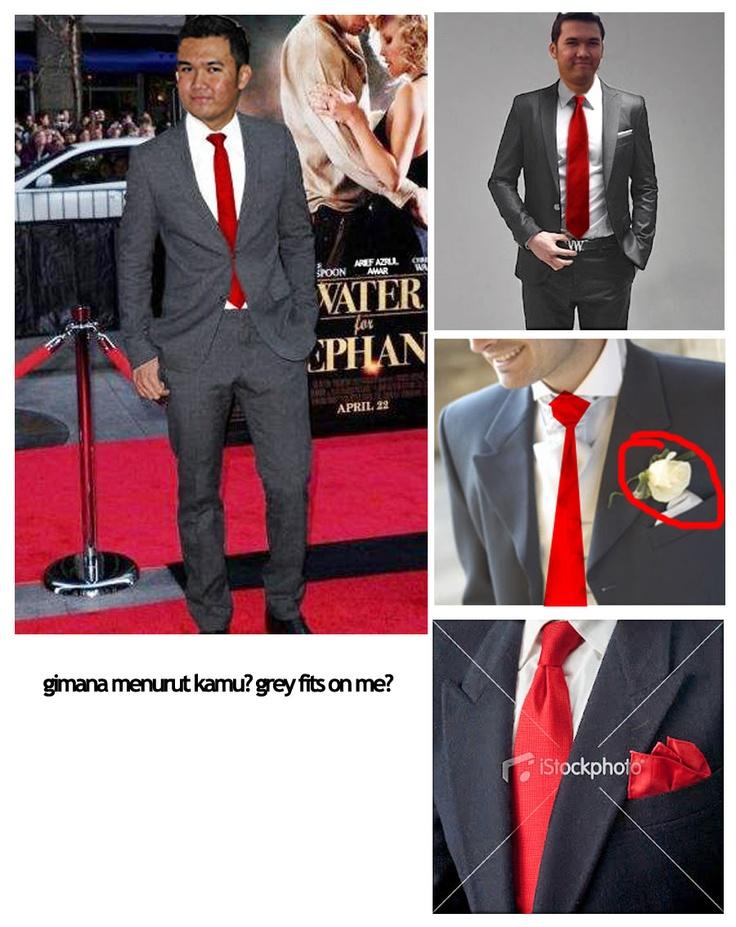 My Friend Ask Me For What Type Of Suit I Will Wear In Our Wedding Day So Make This Scric To Let Her Imagine Should Look