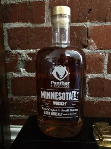 Panther Distillery in the Land of 10,000 Lakes unveils a nearly two year aged whiskey that rested in American white oak barrels. #mn14 #supportmnspirits