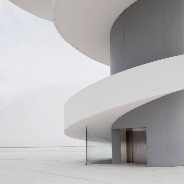Centro Niemeyer, Avilés - Oscar Niemeyer | Matthias Heiderich