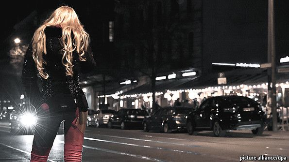 Prostitution in Germany: A giant Teutonic brothel | The Economist