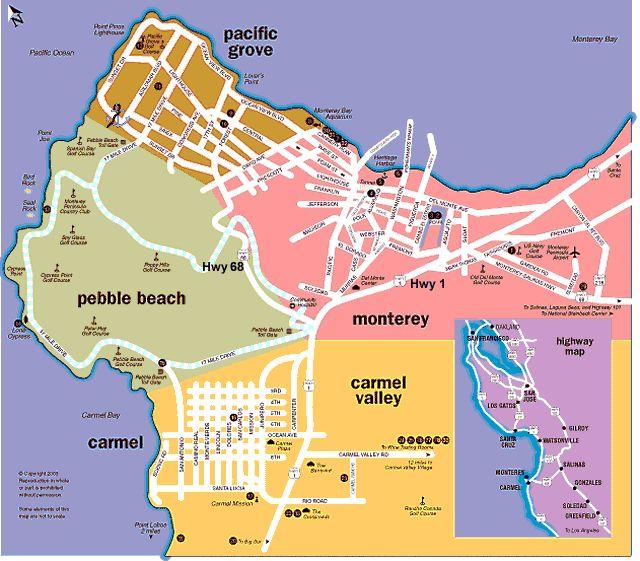 Pacific Grove, California #pacificgrove www.pacificgrove.org