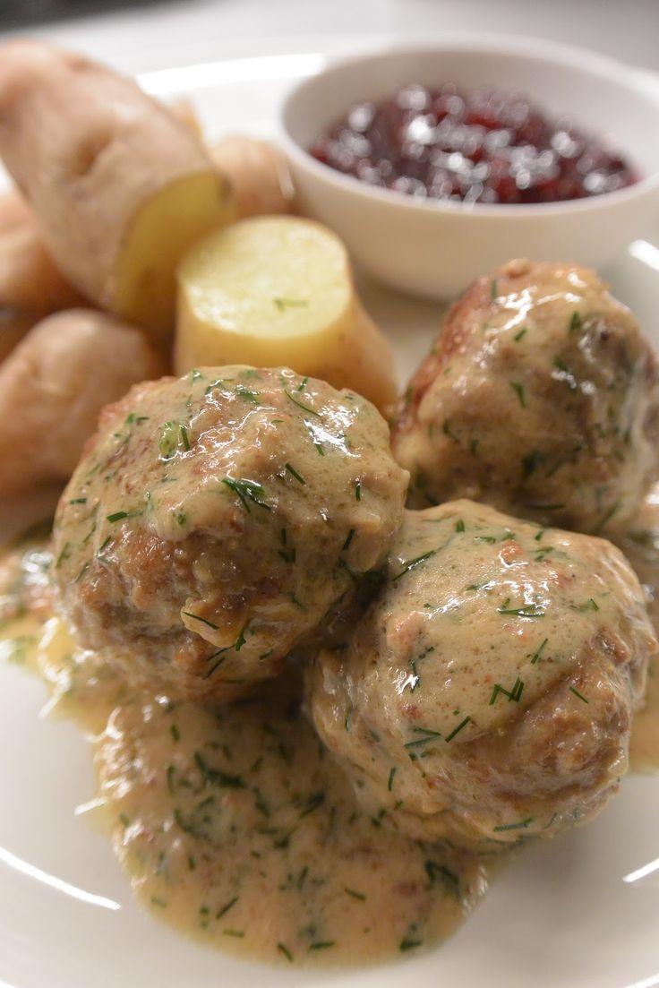 La Cuisine c'est simple: Simple comme des boulettes suédoises