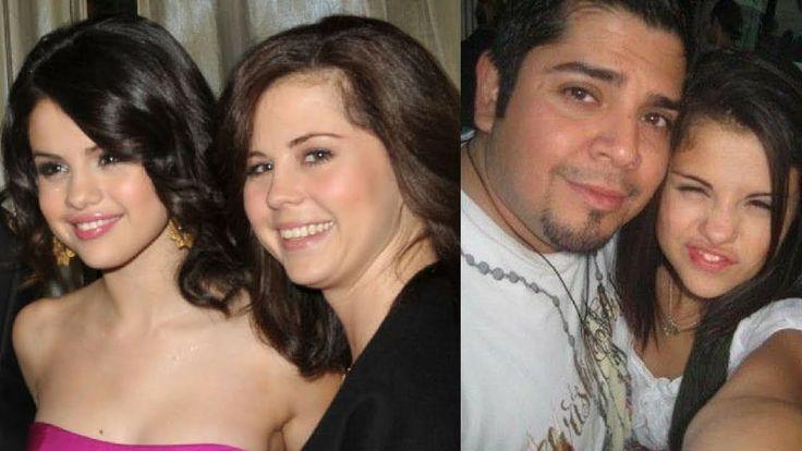 Selena Gomez Parents - Mandy Teefey & Ricardo Joel Gomez