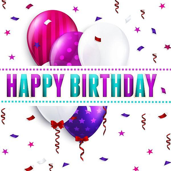 Descarga lindas tarjetas de cumpleaños para etiquetar en Facebook