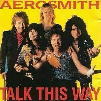 Aero Smith Walk this way