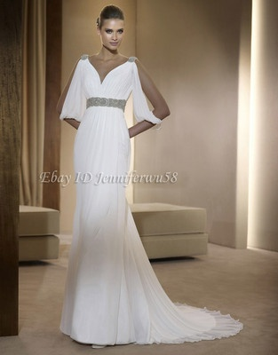 This looks like some a goddess from greek mythology would wear...