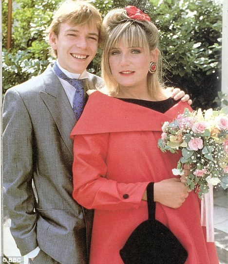 The fateful wedding day, Ian Beale marries Cindy Williams...
