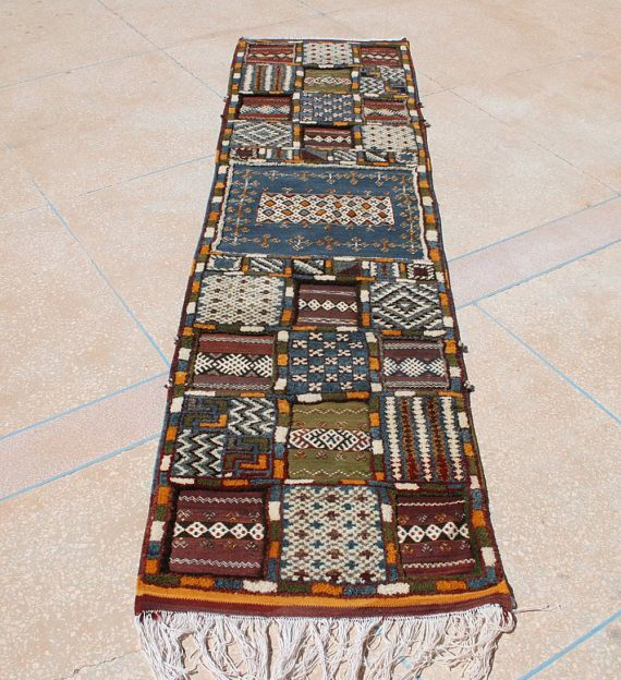 Runner Rug Wool Stair Hallway 3 X 9 Carpet Floor