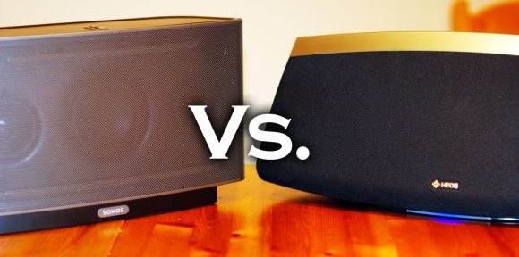 A wireless speaker showdown: Denon's HEOS vs. Sonos (review)