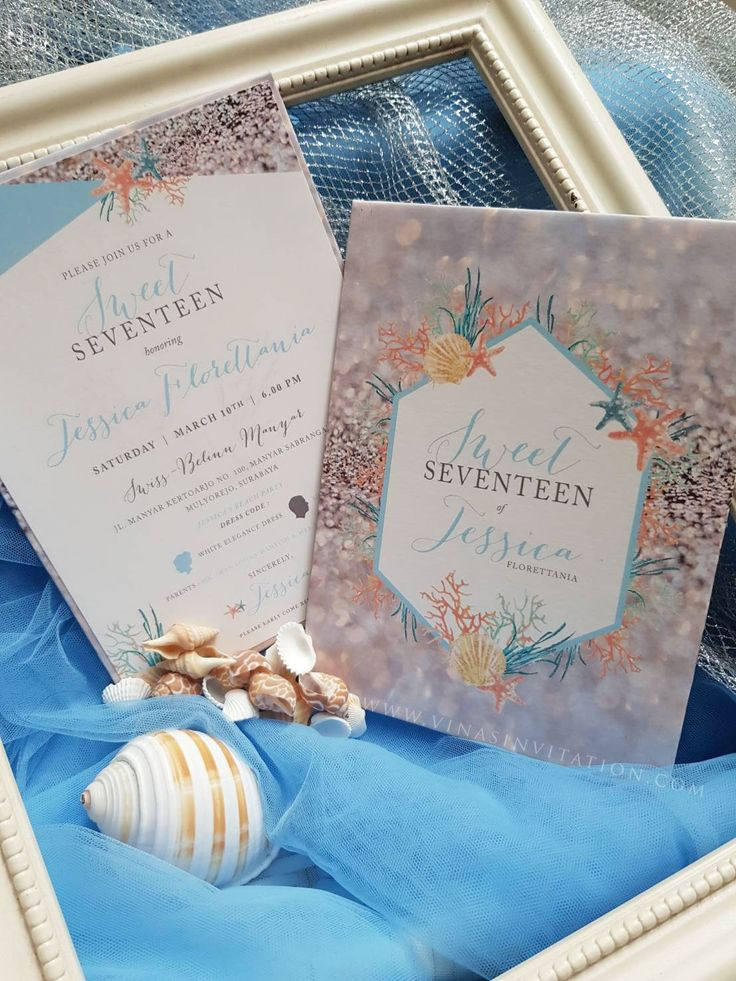15 best birthday invitation images on pinterest invitation vinas invitation birthday invitation sweet seventeen invitation any question please visit website stopboris Image collections