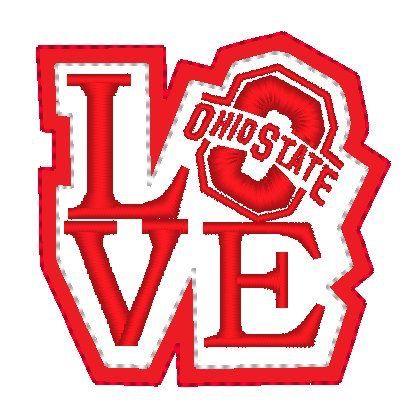 Love me that Ohio state Buckeyes