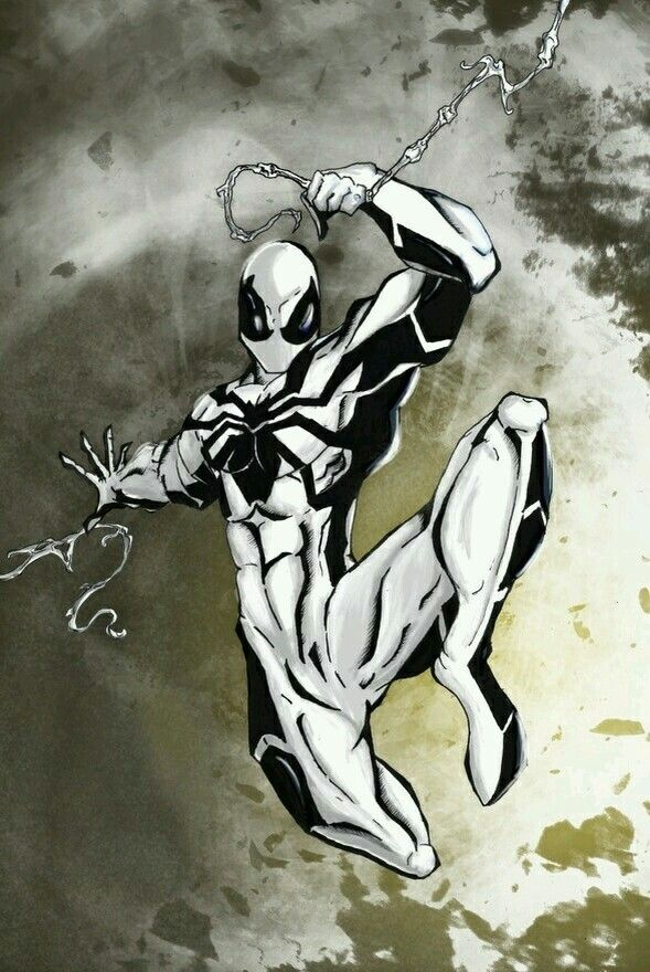 Spider-Man Fantastic Four Suit by Unknown
