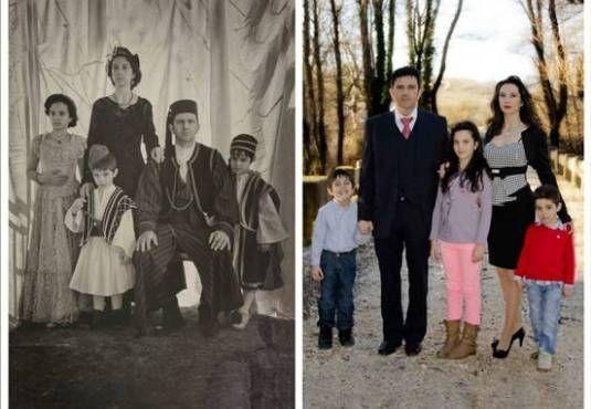 """Για την καστοριανή φωτογράφο #Αναστασία_Λιάπη, η οποία παρουσιάζει στη Δημοτική Πινακοθήκη Πειραιά την έκθεση """"ΜΙΑ ΜΑΤΙΑ ΔΥΟ ΕΠΟΧΕΣ"""" :οικογενειακά και όχι μόνο πορτρέτα που σηματοδοτούν, με τον δικό τους τρόπο, το πέρασμα από το χθες στο σήμερα.  ---------------------- Γράφει ο Απόστολος Ζιώγας #art #exhibition #family #photos http://fractalart.gr/anastasia-liapi/"""