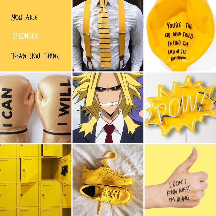 All Might by sailorugh