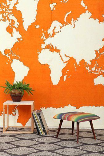 Atlas Tapestry | Seattle's Travel Shop