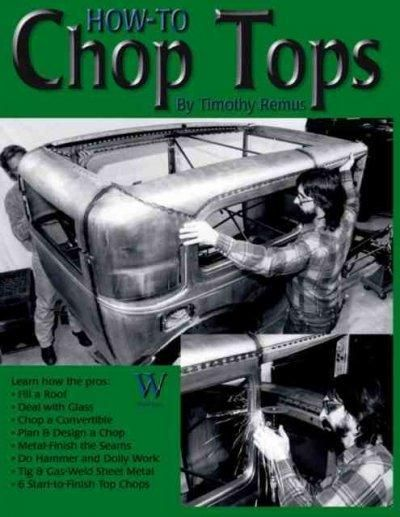Chopping a top is an essential part of building a hot rod. The planning, the preparation, the actual cutting, and then the reassembly, each step must be completed correctly or the entire project will