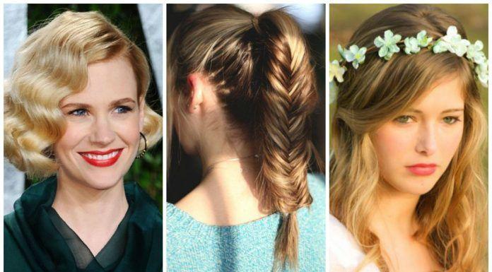 Increíbles peinados para bodas muy fáciles de realizar