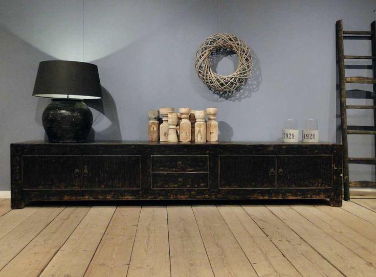 TV-meubel Epernay | robuustetafels.nl