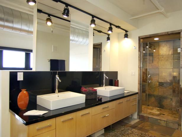 34 best bedrooms bathrooms images on pinterest bathrooms home ideas and bathroom Bathroom light fixtures chicago