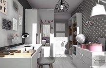 Pokój dziecka styl Nowoczesny - zdjęcie od Designbox Marta Bednarska-Małek
