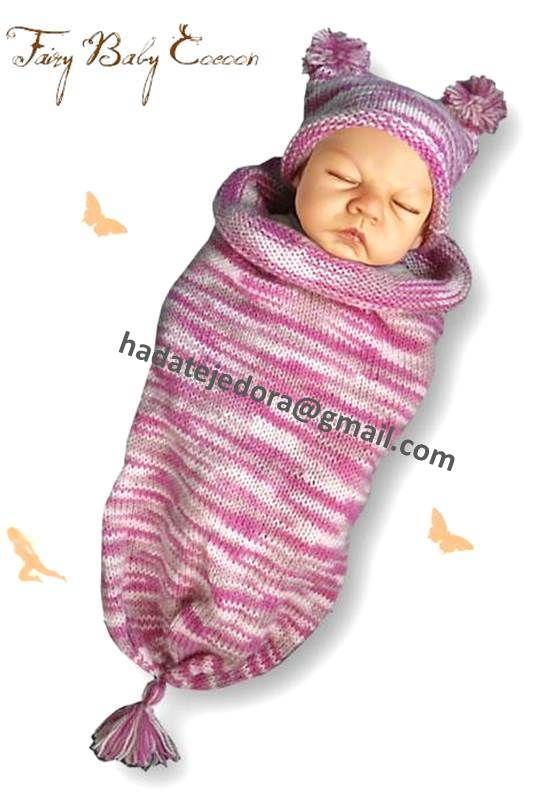 Único Capullo Patrón De Ganchillo Bebé Libre Ornamento - Ideas de ...
