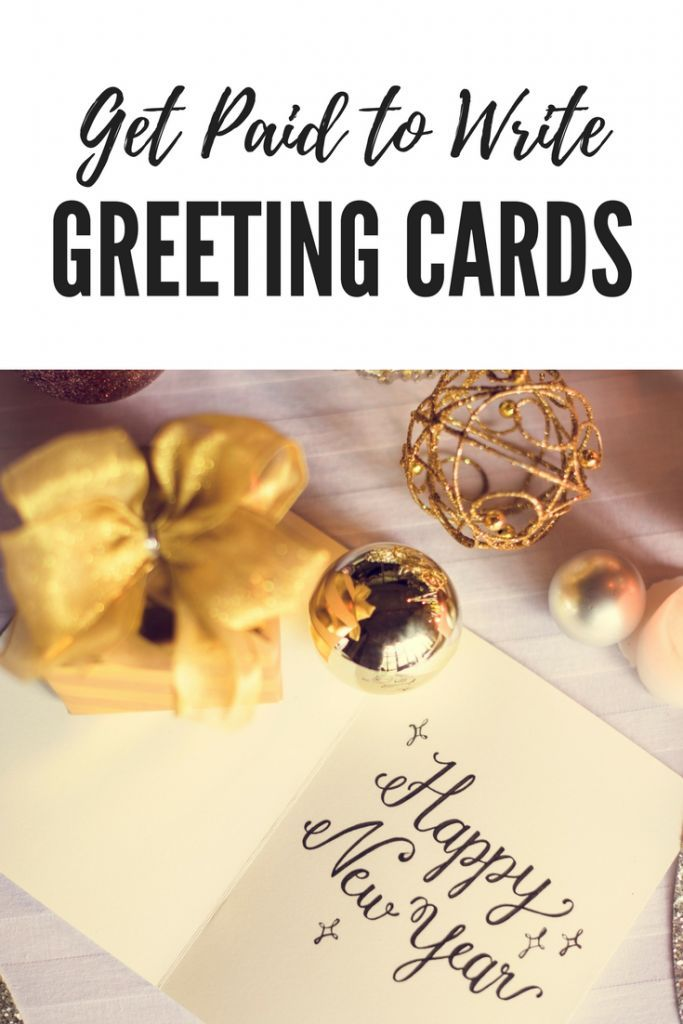 Get Paid To Write Greeting Cards Greeting Card Companies Cards