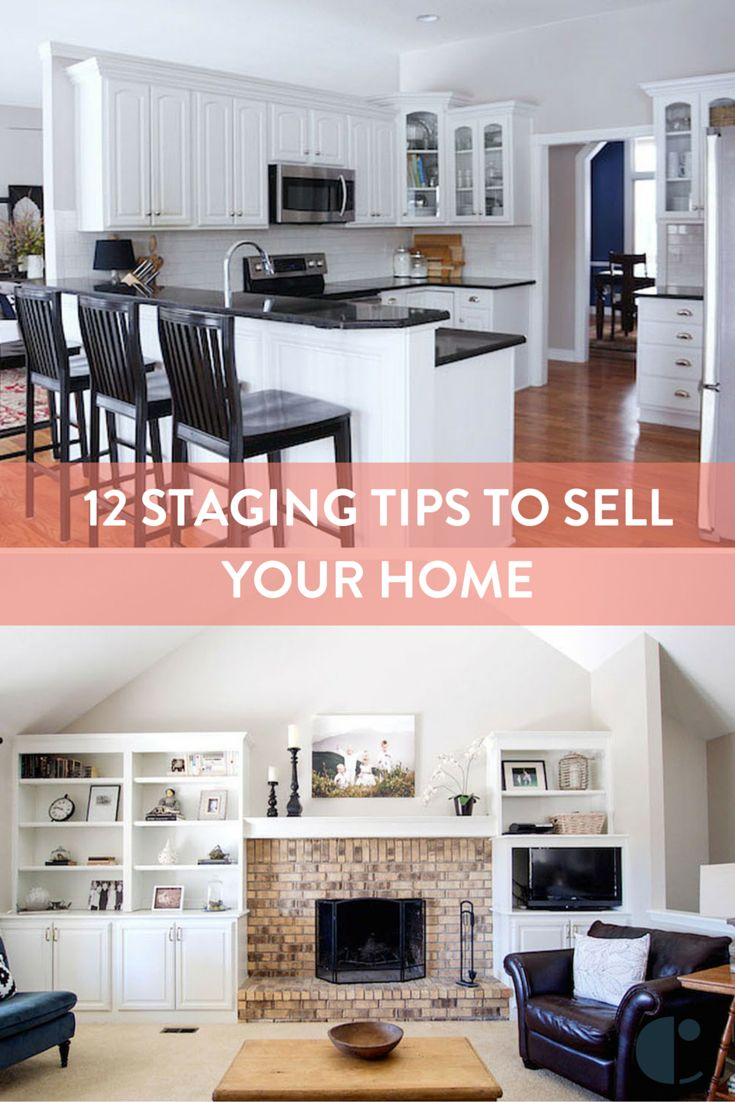12 Staging Tips To Sell Your Home
