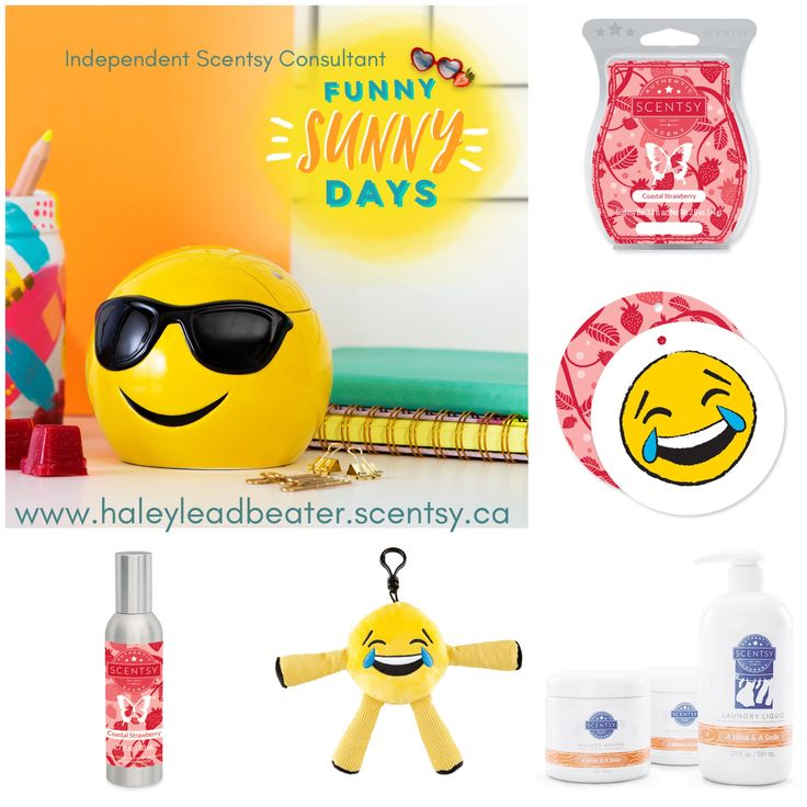 For every emoji lover! Lighten your summer with some sunshine!